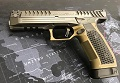 The Czech pistol Alien won at Las Vegas arm trade fair